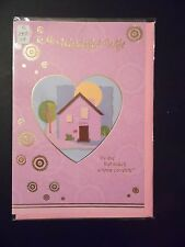 """Happy Mother's Day Card with Envelope """" To My Wonderful Wife """"  (MD-140)"""