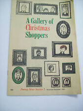 PENNEY NEWS A GALLERY OF CHRISTMAS SHOPPERS NOVEMBER-DECEMBER 1967 SECTION 2