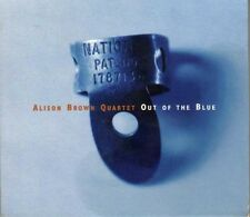 Out of the Blue ~ Alison Brown ~ Bluegrass ~ Banjo ~ CD ~ New