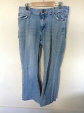 Gap Jeans Blue Denim Trousers Size 10  M277