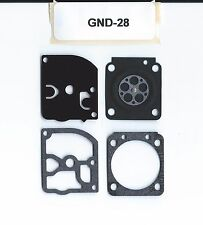 Carburetor Kit Gasket  Diaphragm Fit Replaces Zama GND-28 Stihl FS300/FS350 BG75