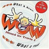 Various Artists : Wow (What a Rush) CD (1999)