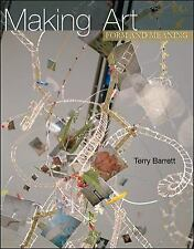 Making Art: Form and Meaning by Barrett, Terry
