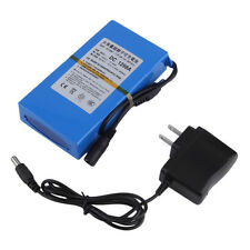 DC12V 9800mAh Super Rechargeable Portable Li-ion Battery Battery Pack OQ
