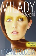 Spanish Translated Exam Review for Milady Standard Cosmetology 2012 by Milady, (