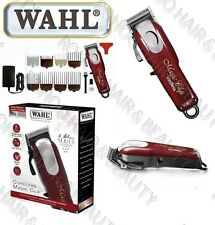 Wahl Magic Clip Inalámbrico Cortapelos enchufe de Reino Unido 5 Serie Star