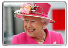 Queen Elizabeth The Second Fridge Magnet 01