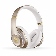 Beats by Dr. Dre Studio Wireless Headband Wireless Headphones - Champagne