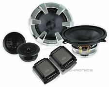"AUDIOBAHN ABC525J +2YR WRNTY 5.25"" 240W COMPONENT CAR AUDIO STEREO SPEAKERS SET"