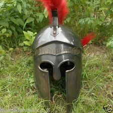 GREEK CORINTHAN HELMET MEDIEVAL ROMAN SPARTAN NAUTICAL COSTUME Spartan Replica