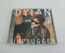Bob Dylan MTV Unplugged 1995 CD Columbia CK 67000 Acoustic Guitar Live in Studio