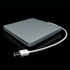 External USB2.0 DVD Drive Touch Control DVD-RW Drive Case for Laptops Notebooks
