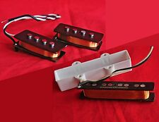 Eliotropio handwound/JAZZ PRECISION PJ BASS Alnico 5 Pickup Set