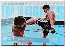 Diego Sanchez Clay Guida 2010 Topps UFC Main Event Top 10 Fights Of 2009 Card #2