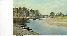 Postcard   Norfolk Blakeney Quay unposted  Judges C627