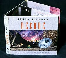 KERRY LIVGREN Decade 2 CD Set 1992 Seeds Of Change Time Line AD Dio