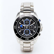 Brand New Michael Kors Men 43mm JetMaster Chronograph Watch MK8462