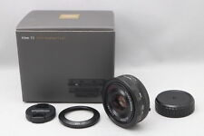 【Exc+++】Voigtlander ULTRON 40mm F2 SL II Ai-s for Nikon w/Box from Japan 127343