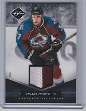 11-12 2011-12 LIMITED RYAN O'REILLY PRIME MATERIALS 2 COLOR JERSEY /25 117