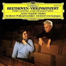 Acc, Beethoven: Violin Concerto, Anne-Sophie Mutter, 028941381828,