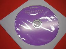 New ! Genuine Canon Color ImageClass LBP-7110CW CD Software Driver Utilities