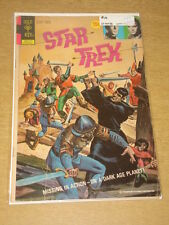 STAR TREK #16 VG- (3.5) GOLD KEY COMICS NOVEMBER 1972