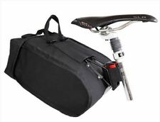 NEW Carradice Super C SQR SLIM - Seatpost Mount Bike Bag - TOUR AUDAX COMMUTE