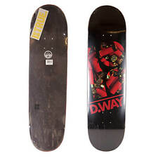 Plan B Skateboard Deck 8.375 x 31.75 incl. MOB Griptape - Danny Way Pro Model