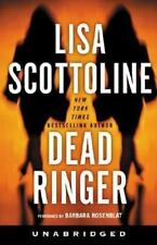 Dead Ringer by Lisa Scottoline (2003, Cassette, Unabridged) NEW IN BOX
