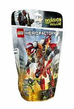 LEGO Hero Factory 44018 FURNO Jet Machine Retired New Sealed - US Fast Shipping
