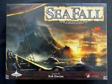 Seafall Legacy Board Game from Plaid Hat Games Sealed New