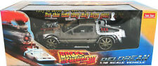 1:18 SUN STAR AUTO DE LOREAN RITORNO AL FUTURO 3 BACK TO THE FUTURE  ART. 2714