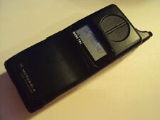 RETRO MOTOROLA MICRO TAC INTERNATIONAL 5200 GSM ON O2/TESCO MOBILE PHONE WORK