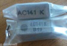 AC141K - transistor NPN al Germanio