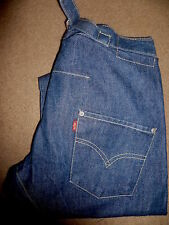 LEVIS TYPE 2 TWISTED ENGINEERED JEANS MEDIUM - DARK BLUE W30 L32 LEVD516
