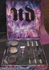 URBAN DECAY URBAN ESSENTIALS LTD ED BOXED GIFT SET FOR EYES 3 SHADOWS+3 PENICILS