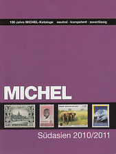 Michel Sudasien 2010/2011, Ubersee Katalog  Band 8.1, NEW