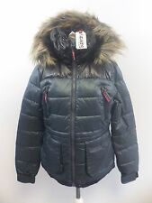 Superdry Intrepid Jacket Charcoal Size S Box4669 E