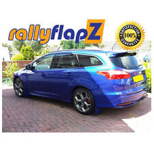 Ford Focus Mk3 ST ST250 (2012 on) ESTATE Version 4mm PVC MudFlaps  Mud Flap