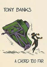 TONY BANKS - A CHORD TOO FAR 4 CD NEU