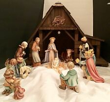 Vintage Hummel Nativity Set, Large Direct From Germany 1951
