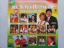 Marianne und Michael präsentieren die Super Hitparade der Volksmusik