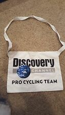 Discovery Channel Cycling Team Musette bag - 2005 Tour De France