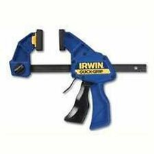 "NEW IRWIN 524QCN WOOD WORKING ETC. 24"" BAR CLAMP & SPREADER TOOL QUICK GRIP SALE"