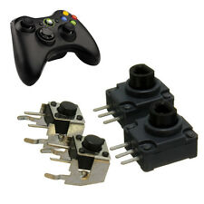 Replacement LB/ RB+ LT/ RT Bumper Buttons Set for XBOX 360 Wireless Controller