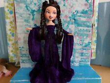 BRATZ FACTZ OOAK GOTHIC MEDIEVAL DANA 2006 VELVET CASTLE DRESS