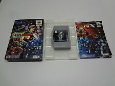 Last Legion UX Nintendo 64 Japan