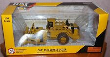 NORSCOT 55159 CAT 854G WHEEL DOZER 1:50 SCALE PRE-OWNED BOXED