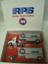 Winross RPS Caliber System Company Ninety Nine in 99 Double Pup Trailers
