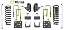 "Maxtrac 2-4"" Drop Lowering kit Ford V8 F150 F-150 2009-2014"